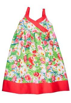 Vienna Floral Dress