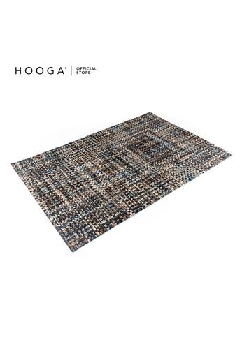 HOOGA multi Hooga Rug Basket Weave 160X240cm 1C8DDHL5EAE517GS_1