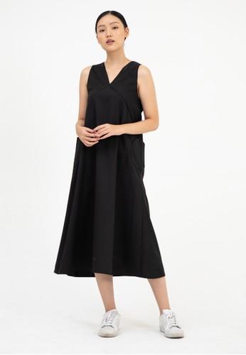 NULT black Nult Aphronsia Dress 2675EAAEEA81DEGS_1