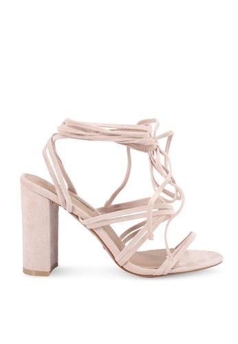 Billini 粉紅色 Elisa Heels 1473ESHAC66942GS_1