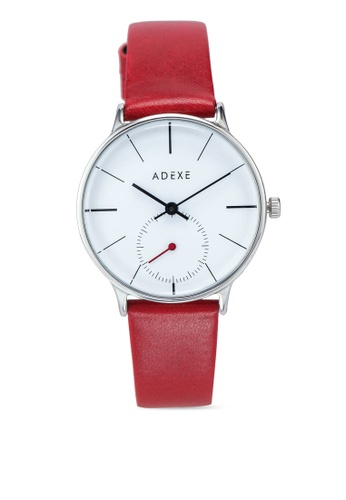 ADEXE Watches 紅色 Freerunner 手錶 77795AC563A96AGS_1