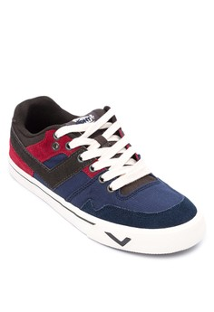 Atop Lace-up Sneakers