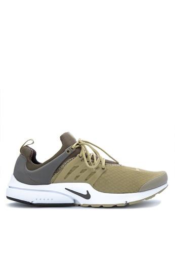 Nike brown Men's Nike Air Presto Essential Shoes NI126SH0KPRQPH_1