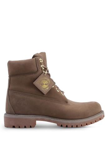 Timberland beige 6 Inch Premium Boots C6012SH33F5A5DGS_1