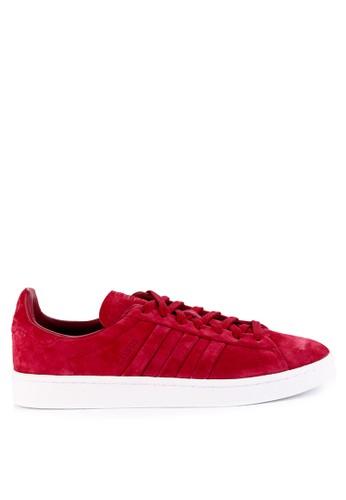 adidas red adidas originals campus stitch and turn 6B9A2SHDD6048FGS_1