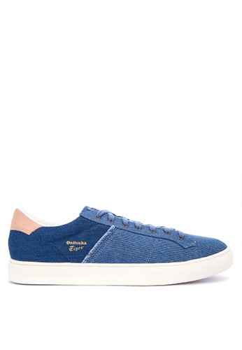 Onitsuka Tiger blue Lawnship 2.0 Sneakers 13B71SH5163B4EGS_1