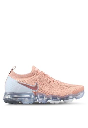 2d32a20f5ecf8 Nike pink Nike Air Vapormax Flyknit 2 Shoes 30347SH7F669F3GS 1