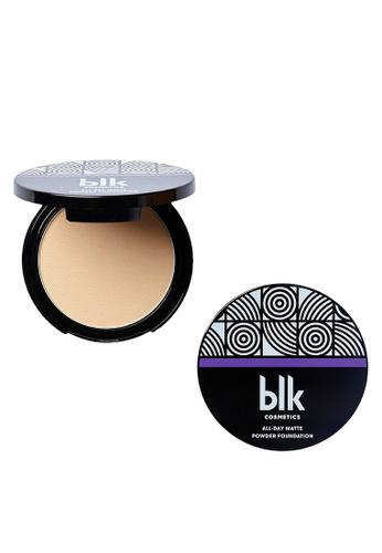 blk cosmetics beige Natural Beige- All-Day Matte Powder Foundation AD48ABE7FD0A11GS_1