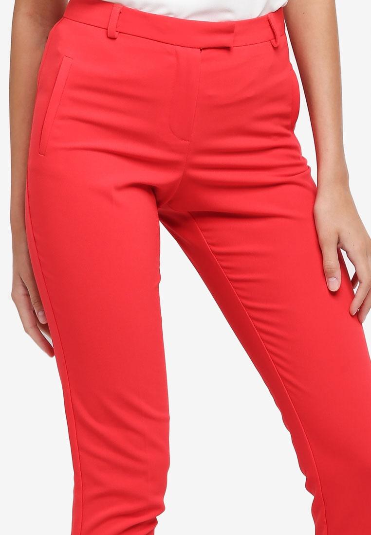 Split Miss Red Trousers Cigarette Selfridge pUwxq8A