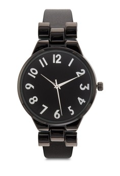 Metal Detailing Watch