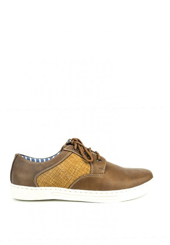 Cardam's Lifestyle brown Andrie Sneakers EBCACSH3C837C2GS_1