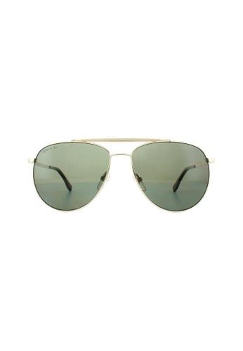 Lacoste gold Lacoste Men's Polarized Aviator Sunglasses 65E5FGL86BD8D5GS_1