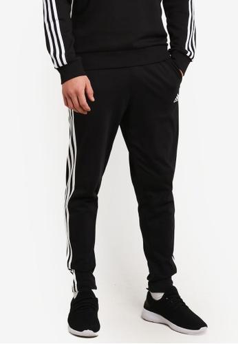 adidas black adidas ess 3s t pnt sj AD372AA0SUPSMY_1