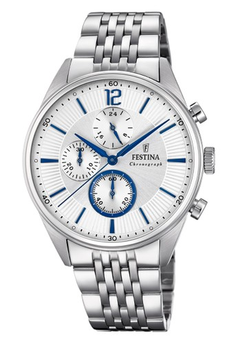 Festina silver Casual Men's Watches FES F20285/1 CE63BAC2415188GS_1