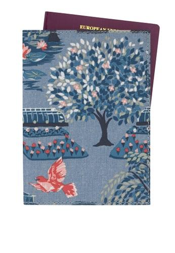 Cath Kidston blue Botanical Garden Passport Holder 37111ACBEC2EABGS_1