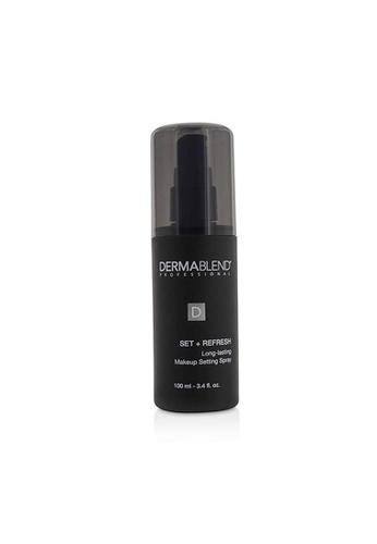 Dermablend DERMABLEND - 持久定妝噴霧Set + Refresh Long Lasting Makeup Setting Spray 100ml/3.4oz C23A9BEB8CC1D3GS_1