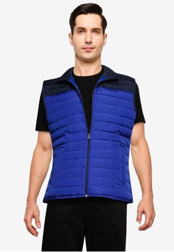 Gap blue Lightweight Puffer Vest 6E19CAA9E238AEGS_1