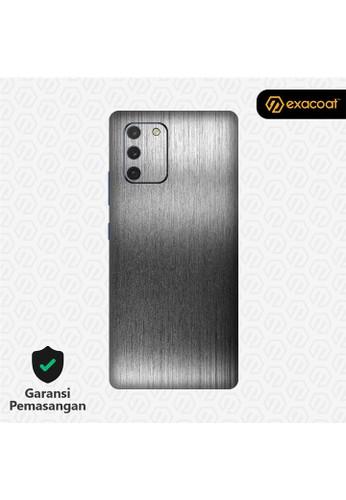 Exacoat Galaxy S10 Lite 3M Skins Titanium Series - Titanium Onyx DB5FCES1387F27GS_1