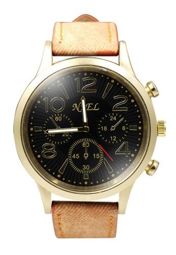 Dooka multi Niel Analog Men's Watch DO079AC29SRIPH_1
