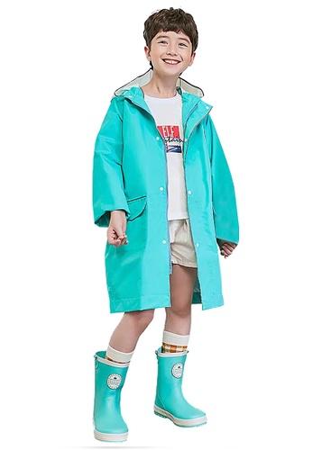 Twenty Eight Shoes green VANSA  Stylish Soild colour Raincoat VCK-R17673 86AE4KA92F0E94GS_1