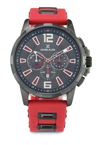 Daniel Klein red Daniel Klein Red Male Watches - DK11044-1 73DE2ACB0139C0GS_1
