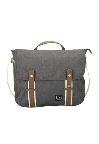 G.ride grey Betty Messenger Bag 7E05BACDD97624GS_1