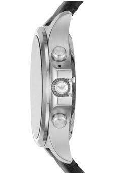 4c56bc466e6b 30% OFF Emporio Armani Armani Alberto Black Smart Watch ART5003 S  599.00  NOW S  419.30 Sizes One Size
