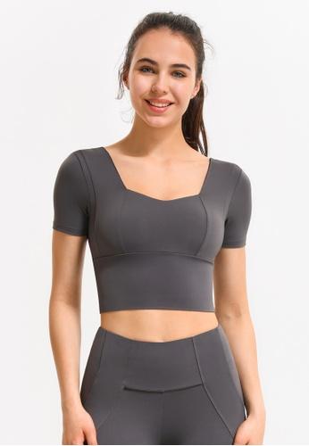 HAPPY FRIDAYS Women's Yoga Short Sleeve Tees DSG26 52AD7AA606BDB7GS_1