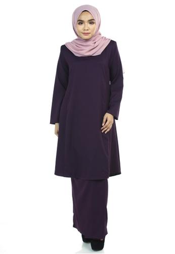 Ashura purple Afra Kurung Pahang 2019 5A3C8AA86193DAGS_1