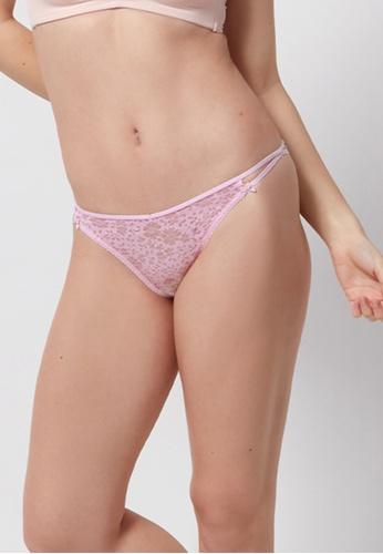 6IXTY8IGHT pink SHU, Bikini brief  PT11194 AF757USB24F534GS_1