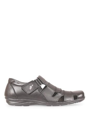 JAVA SEVEN black JAVA SEVEN Redwing 30 Men's Shoes Espadrilles Black JA154SH98MFHID_1
