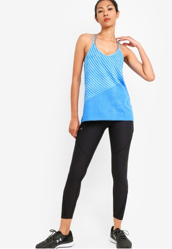 53b8d97118c68 Buy Under Armour UA Vanish Pleated Ankle Crop Bottoms Online | ZALORA  Malaysia