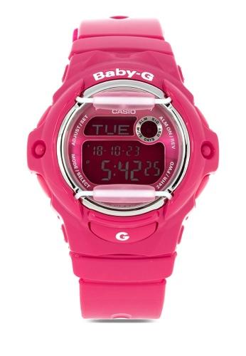 0305415b8c92 Shop Casio Baby G Digital Watch BG-169R-4B Online on ZALORA Philippines