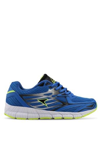 Power blue Power Men Running Shoes 74CB9SH679C0BFGS_1