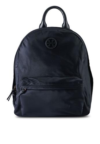 TORY BURCH black Ella Backpack (NT) A8AC1ACA7AF1ACGS_1