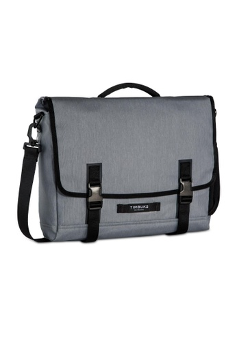 Timbuk2 grey The Closer Case 0F5BDAC7070E4AGS_1
