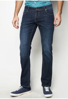 Styled 5 Pocket Jeans Revolt Fit