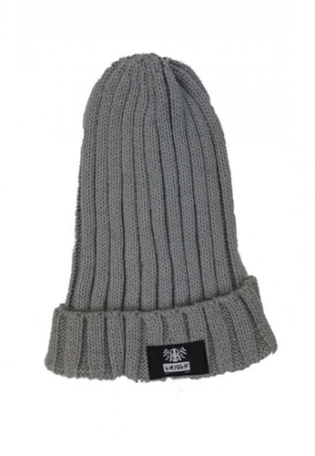 Reoparudo grey RPD Chill Out Beanie (Grey) 504C7AC4FAA0D5GS_1