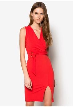 Bella Belted Dress