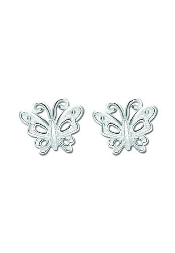 SC Tom Silver silver Flat butterfly SC872AC62XMNPH_1