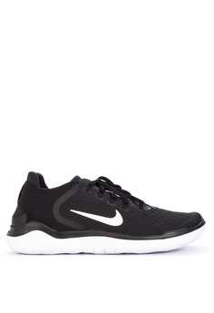 Nike black Men's Nike Free RN 2018 Running Shoes 9D174SHE32F1B8GS_1