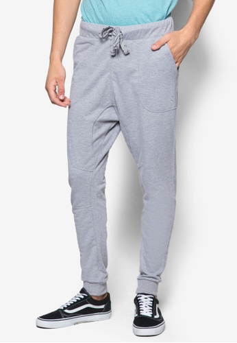 Factorie grey Base Flynn Jogger Pants FA880AA87PVOMY_1