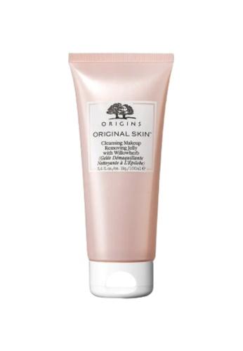 Origins Origins ORIGINAL SKIN Cleansing Makeup-Removing Jelly With Willowherb 8D18CBE0DFBE21GS_1