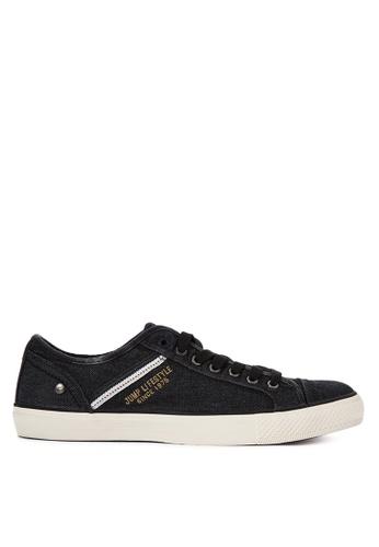 Jump black Izoe Sneakers JU701SH0J3BJPH_1