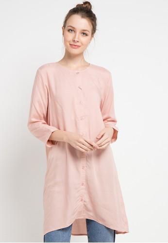 Bodytalk pink Amelia Shirt 7326CAA64AAE3DGS_1