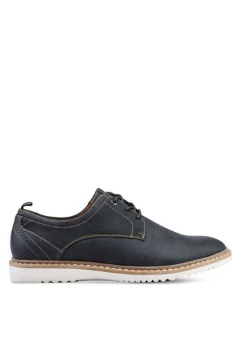 Bata grey Smart Casual Shoes B2261SHD016354GS_1