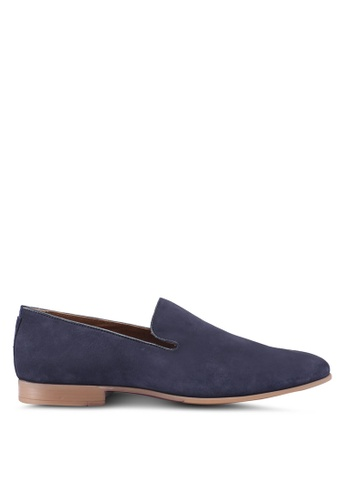 ALDO blue Tralisien Loafers D774ESH0986453GS_1