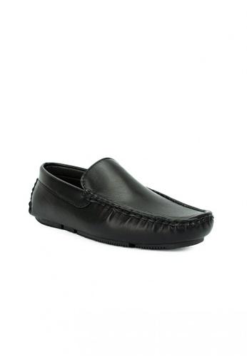Mario D' boro Runway black CS 25608 Black School Shoes D8D18KS95F0468GS_1