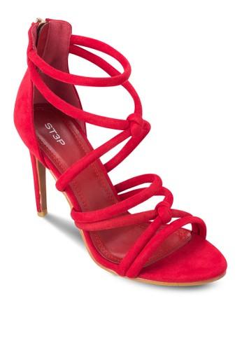 多帶細esprit門市跟高跟鞋, 女鞋, 鞋