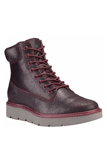 Timberland red Kenniston 6-Inch Boot 55CF3SH63B249AGS_1